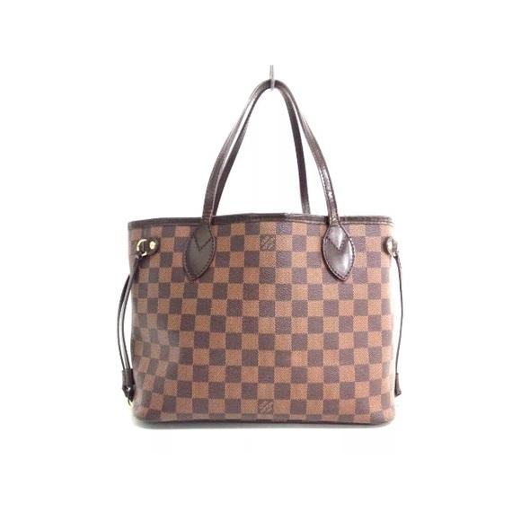 945db137440d Louis Vuitton Handbags - Authentic Louis Vuitton Damier Ebene Neverfull Pm